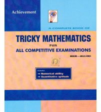 Achievement Tricky Mathematics, Rs.202