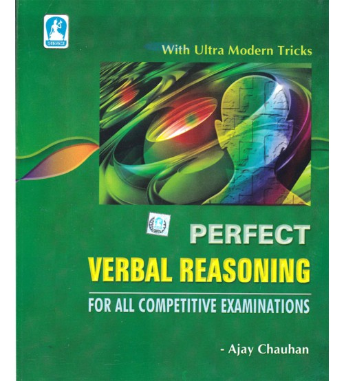 Gyanda Perfect Verbal Reasoning (Hindi Medium), Rs.405